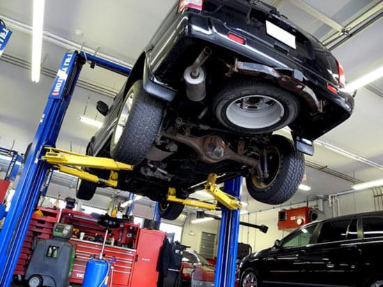 mechanik samochodowy Myślibórz - Warsztat